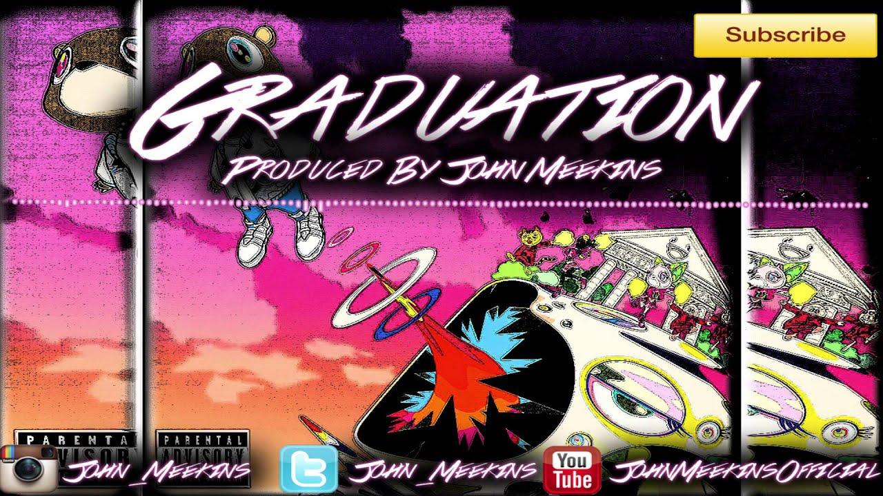 Kanye West | J. Cole | Big Sean - Graduation (Type Beat) [Produced By @John_Meekins]
