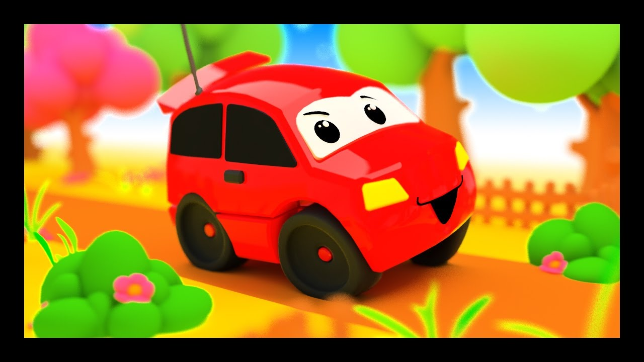 Les petites voitures (Roues de l'Autobus)