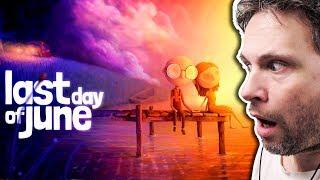 LAST DAY OF JUNE - JOGO INCRÍVEL E EMOCIONANTE (Gameplay em Português PT-BR)