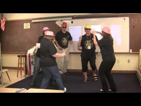 Henry B Burkland Elementary School Lip Dub Video