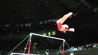 McKayla Maroney - Uneven Bars - 2013 World Championships - Qualification