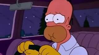Una mofeta | Los Simpson