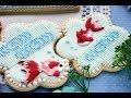 夏のアイシングクッキー(生徒様作品)Summer cookies