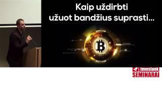 kaip investuoti į bitkoiną ir bitkoiną kriptovaliuta 2021 investicija