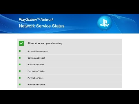 PS4 Is Back Online! Playstation DDoS Fixed