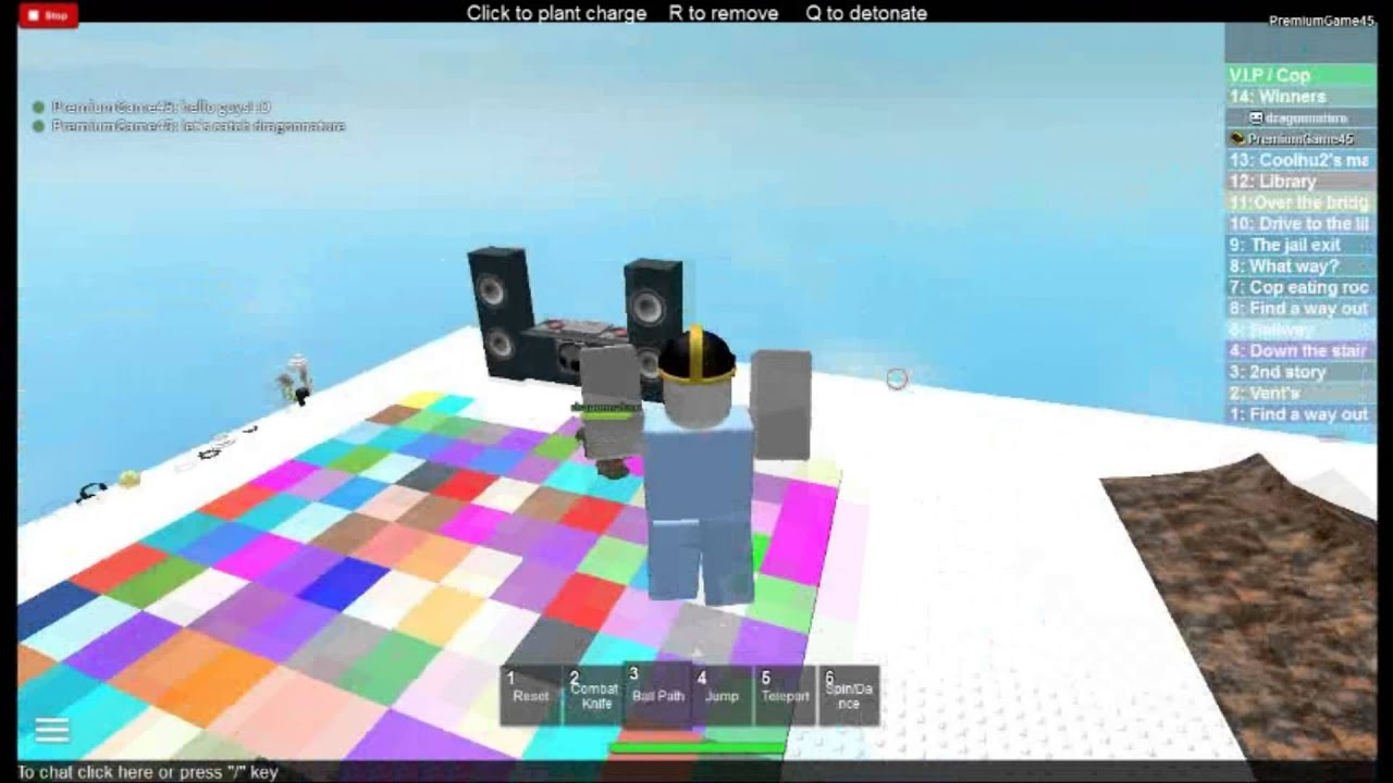How to play old roblox