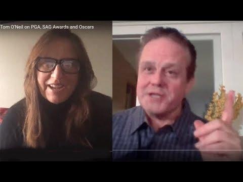 Oscar predictions WAR: Sasha Stone vs. Tom O'Neil on PGA, SAG Awards and Oscars