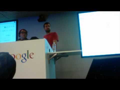 "WebGL Developers Meetup - ""Just A Reflektor"": WebGL Interactive Video Effects in Real Time"