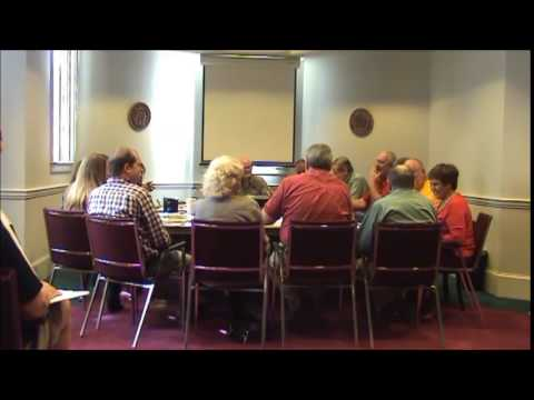 Joint City, County & Board Of Elections Meeting March 11, 2015