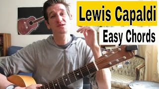 Just a simple way to play grace by lewis capaldi on acoustic guitar. i'm really digging his stuff lately so figured i'd make few beginner lessons of so...