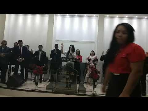 Festa jovens e círculo de oração Floraí Iead-missão Floraí