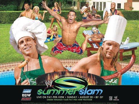Slamming into Summer: SummerSlam 2006 Review