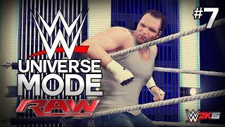 """WWE 2K15 Universe Mode - Ep. 7 - """"DANGEROUS TIMES!"""""""