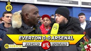 Everton 0-0 Arsenal | We've Got To Back Arteta All The Way! (DT)