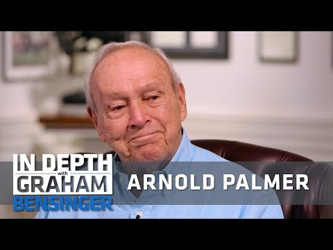 Arnold Palmer at The Masters: Say my name, Ben Hogan