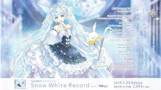 [KARENT CD] KARENT presents Snow White Record feat. 初音ミク