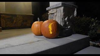 FREE LDS Pumpkin Carving Template + Instructions