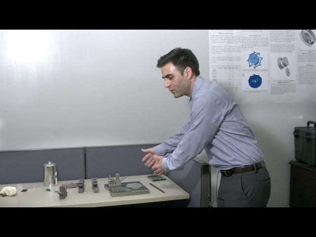 The University of Memphis - Metal Additive Manufacturing Lab