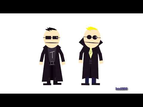 South Park: Stick of Truth Terrance and Phillip Scene