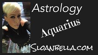 Sloan Bella Astrologer Aquarius Fixed Air Sign