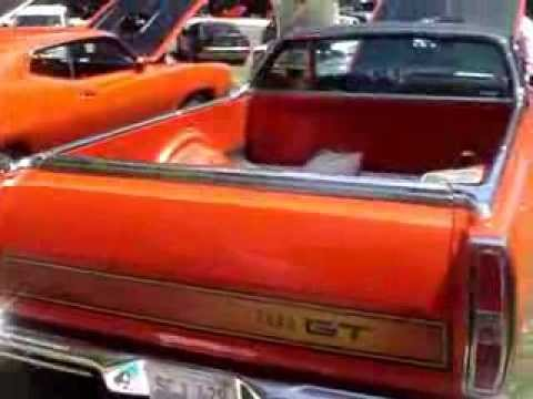 & 1970 FORD RANCHERO GT -- HALF CAR / HALF TRUCK - YouTube markmcfarlin.com