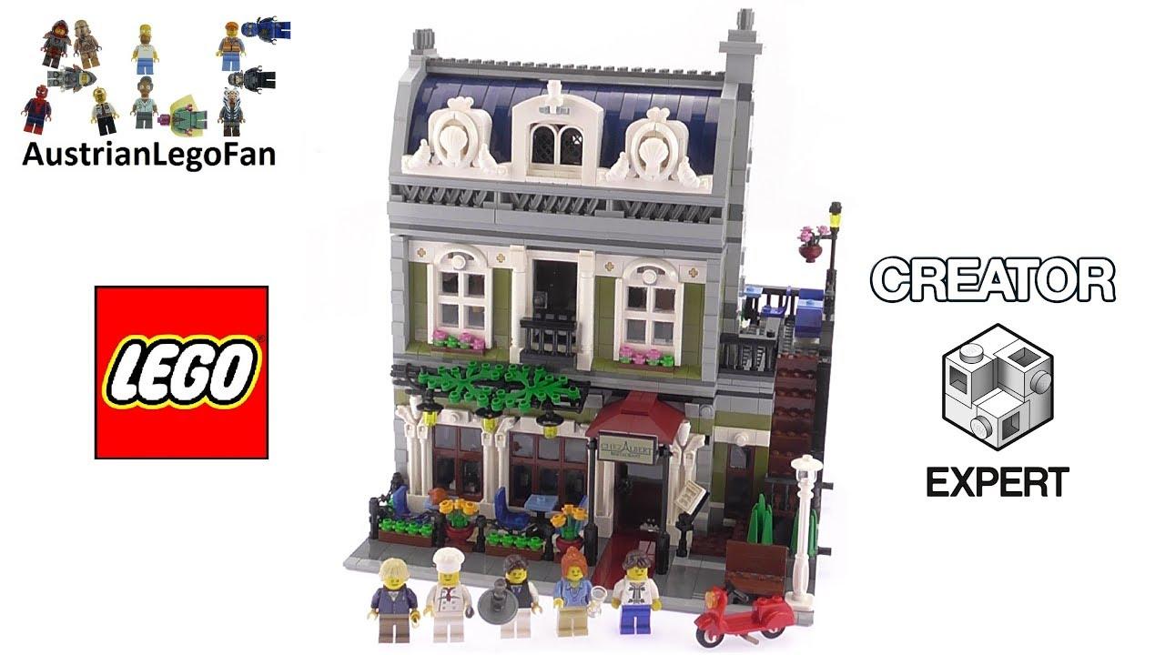 Lego Parisian Restaurant Review