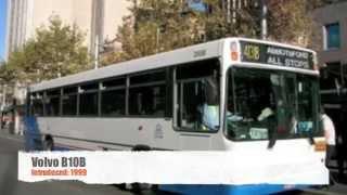Sydney Buses Fleet 2012