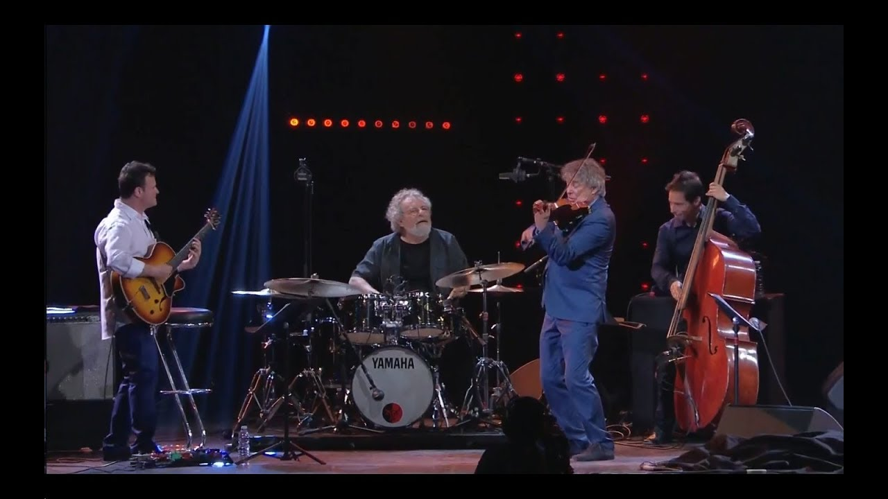 DIDIER LOCKWOOD QUARTET (2017)