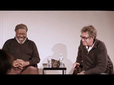 Actors Aloud 2016 Larry Pine on Stage vs Camera Acting