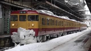 JR東日本 115系 N40+N3