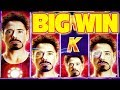 NEW IRON MAN @ RAMPART CASINO IS AMAZING ★ EPIC BIG WIN SESSION