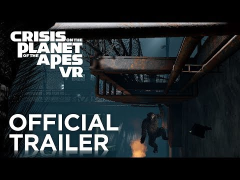 Playlist Crisis on the Planet of the Apes VR - Available Now