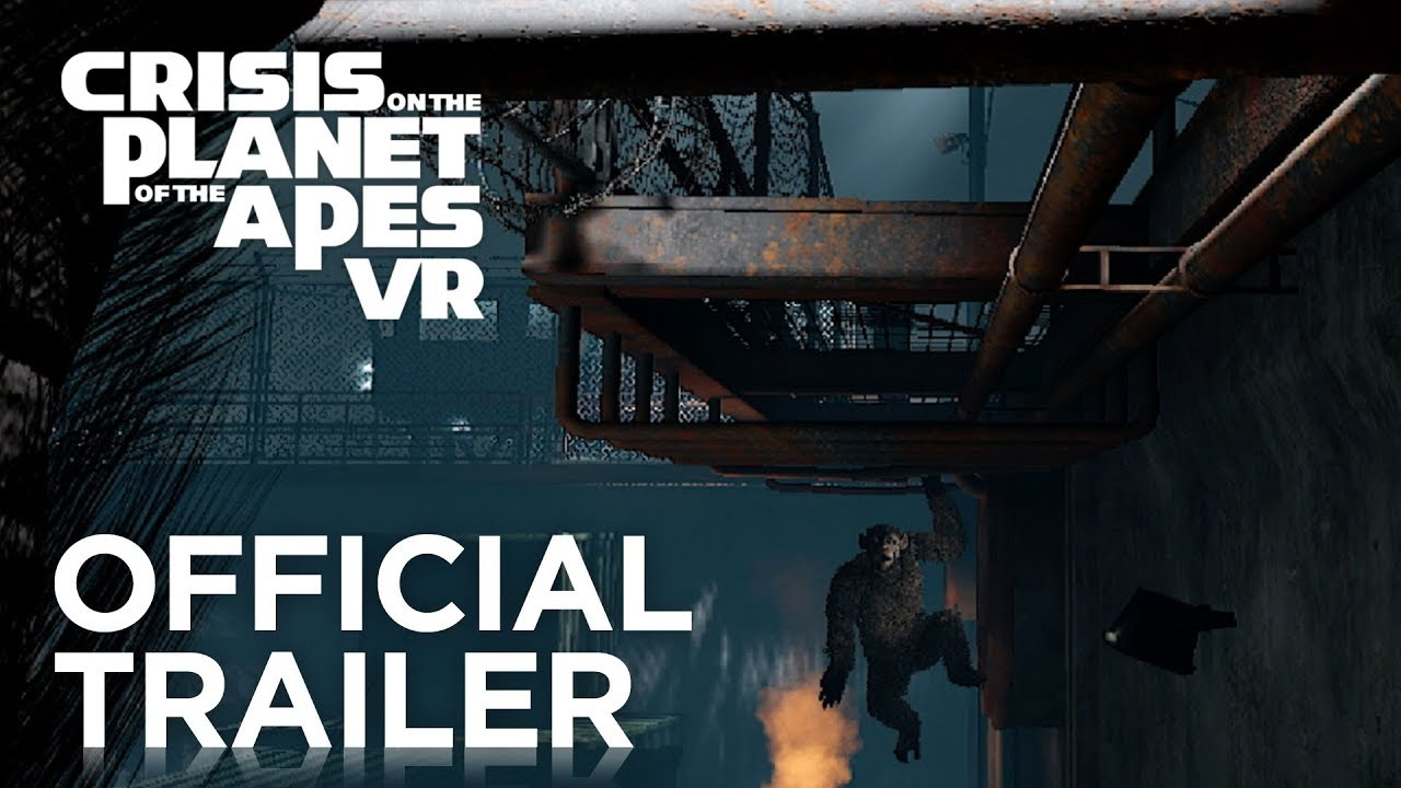 Download Crisis on the Planet of the Apes VR | Official Launch Trailer | FoxNext