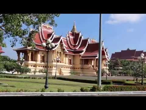 My travel in Asia, Touring around Lao (country), Beautiful view, Asian countries