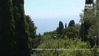 Gambar cover STAFA REISEN Video: Achileon, Sissi Palast, Korfu