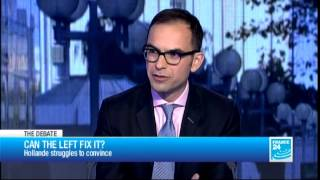 THE DEBATE - part 1 - French unemployment: can the Left fix it?