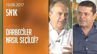 Sedat Ergin darbe girişiminin satır aralarını anlattı - 5N1K 19.08.2017 Cumartesi