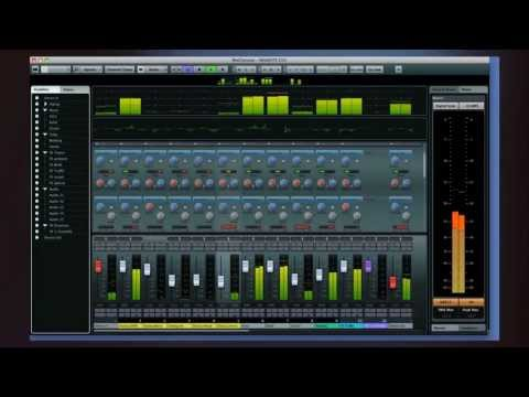 Steinberg Nuendo 6 Audio Post-Production DAW Software Best in Mixing (1 of 4) | Full Compass