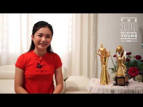 THE 100 MIYE 2016  Crystal Lee