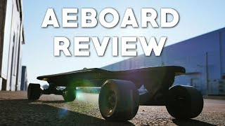 Best BLACK FRIDAY Deal 2018 Electric Skateboard - AEBOARD Full Review !