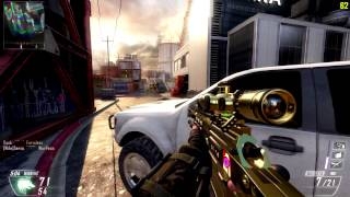 Black Ops 2 Patch Notes - PC Sniping Gameplay Gold Ballista