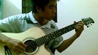Ngoi sao tinh yeu - guitar intro
