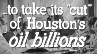 The Houston Story opening titles and trailer