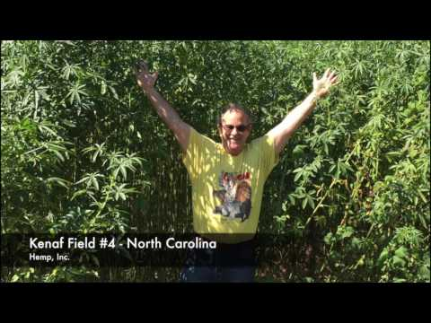 Hemp, Inc.'s 2016 Agricultural Endeavors