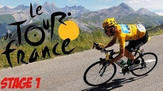 Tour de France 2013 - Stage 1: Pro Cycling Manager
