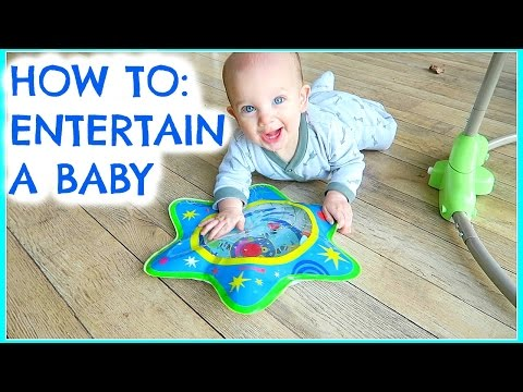 Thumbnail: HOW TO ENTERTAIN A BABY (6 MONTHS +) EMILY NORRIS