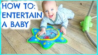 How To Entertain A Baby 6 Months + Emily Norris