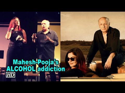 Mahesh Bhatt & Pooja Bhatt open up on their battle with ALCOHOLISM