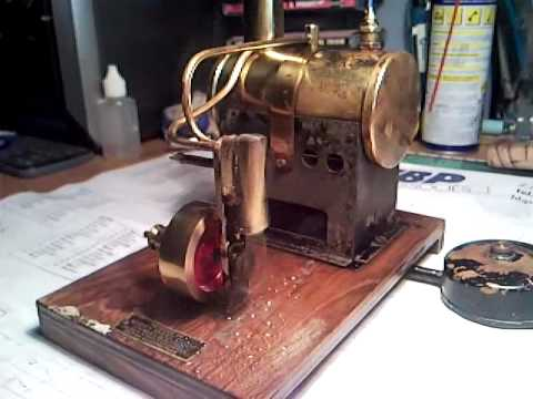 machine vapeur jouet mersey 51 1934 1939 toy steam engine dampfmaschine youtube. Black Bedroom Furniture Sets. Home Design Ideas
