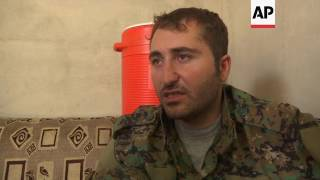 US-backed forces in Syria's Raqqa advance slowly